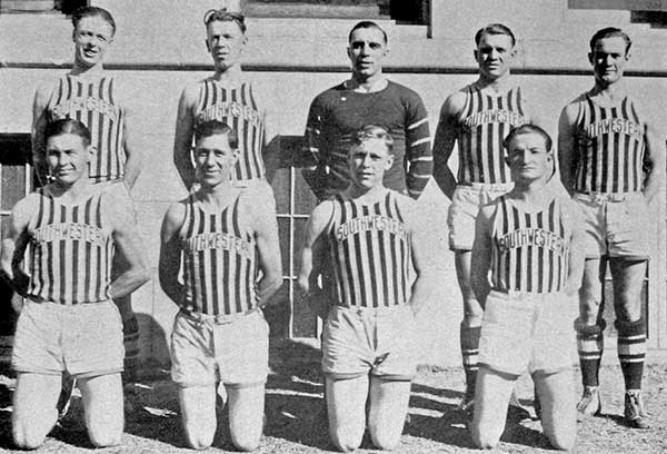 1924 SWOSU basketball team
