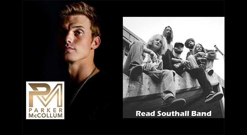 Parker McCollum and Read Southall Band