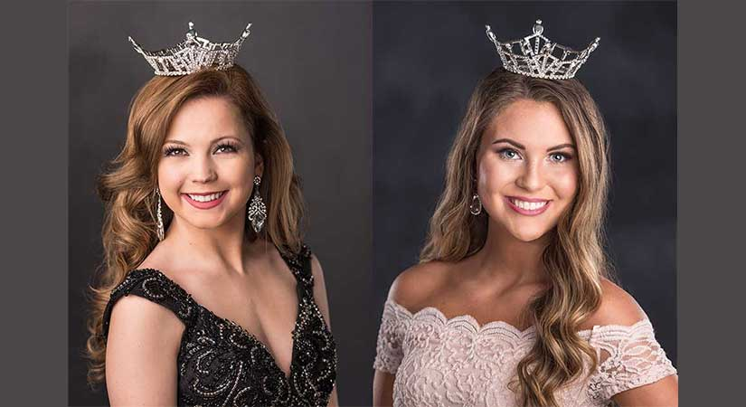 Miss SWOSU and Miss SWOSU's Outstanding Teen